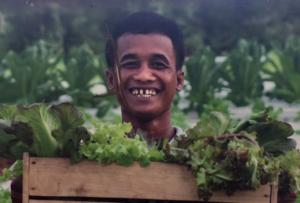 Khmer smile