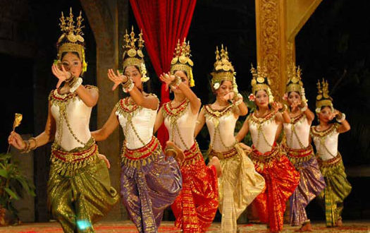 Apsara Royal Ballet Cambodia