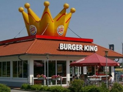 Burger King achete Quick