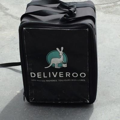 La livraison peut sauver la restauration ou la tuer DeliverooSac