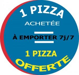 La livraison peut sauver la restauration ou la tuer PizzaAcheteeOfferte