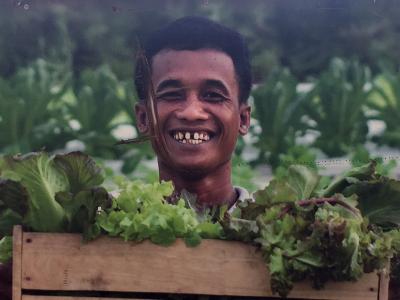 Cambodia Smile