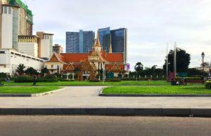 pagoda phnom penh